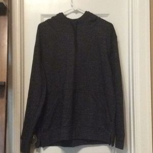 Women's Extra-Large Black Champion Sweatshirt